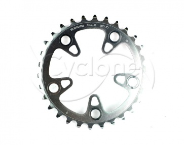 SHIMANO FC-7803 DURA-ACE 30T 92BCD 10-SPEED