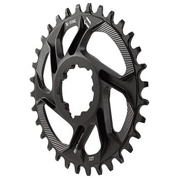 Sram X-Sync 1x11SP Chainring Direct Mount 38T Black