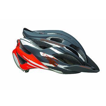 Cratoni C Tracer Anthracite Orange Mountain Helmet