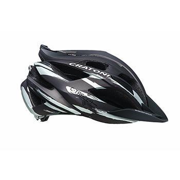 Cratoni C Tracer Black Anthracite Mountain Helmet S/M