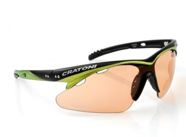 Cratoni Futuro Eyewear Sports Cycling Goggles black