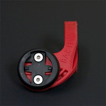 BarFly SLI-D Mount Garmin MTB Red