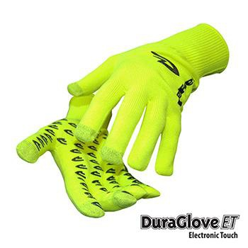 Defeet Duraglove ET Cordura Gloves Yellow