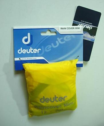 Deuter BackPack Rain Cover Mini Fit for 12L~22L