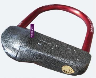 DW Notoch Alarm Bicycle U Lock