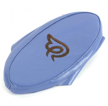 EARLY RIDER REPLACEMENT SEAT PAD & COVER BLUE CLASSIC