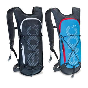 Evoc CC3l Hydration Backpack Bag+2L bladder