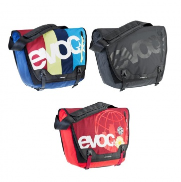 Evoc City Bag Messenger Back 3colors