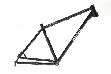 Anvil FatGear Alpha Cr-mo Fat Frame 15inch Black