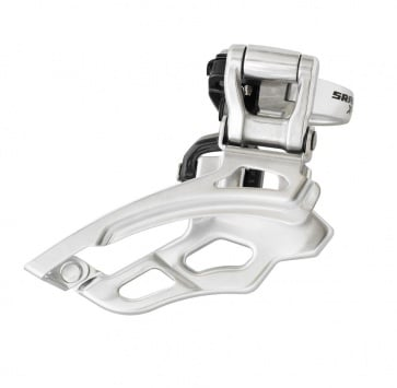 SRAM X.9 FRONT DERAILLEUR 3x9 HI-CLAMP BOTTOM PULL 31.8