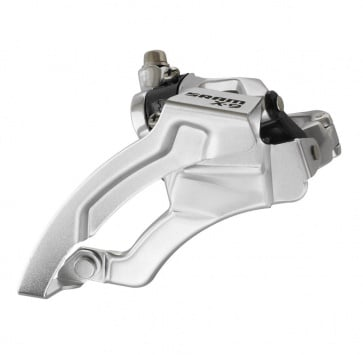 SRAM X.9 FRONT DERAILLEUR 3x9 LOW-CLAMP BOTTOM PULL 34.9