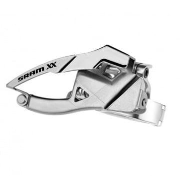 SRAM XX FRONT DERAILLEUR 2x10 LOW-CLAMP TOP PULL 31.8/34.9