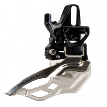 SRAM X0 FRONT DERAILLEUR 2x10 HIGH DIRECT MOUNT DUAL PULL