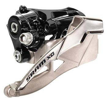 Sram X0 Front Derailleur 2x10 Low Direct Mount