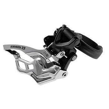 Sram X5 Front Derailleur 2x10 High Clamp 31.8/34.9mm Back Down Pull
