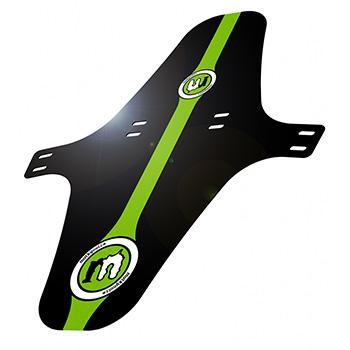 Mucky Nutz Face Fender XL Black Green