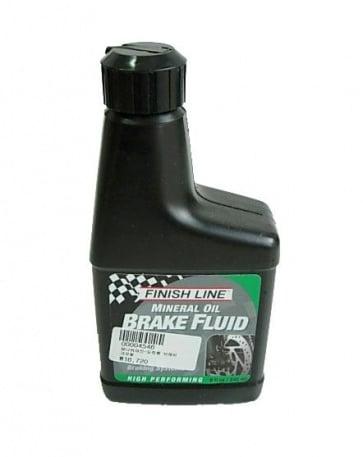 Finishline Mineral Brake Oil 240ml Bicycle