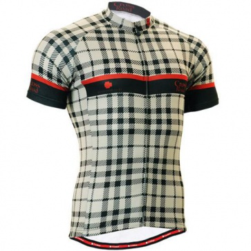 Fixgear Bicycle Cycling Mens Jersey Short Sleeves CS102