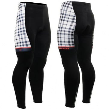 Fixgear Bicycle Cycling Mens Tights Gel Padded LT1