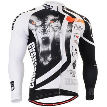 Fixgear Bicycle Jersey Cycling Long Sleeves CS2201