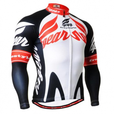 Fixgear Mens Bicycle Jersey Cycling Long Sleeves CS1201