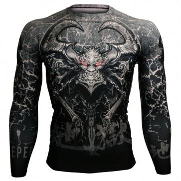 Btoperform Gatekeeper FX-101 Compression Top MMA Jersey Shirts