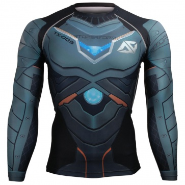 Btoperform Space Armour FX-105 Compression Top MMA Jersey Shirts