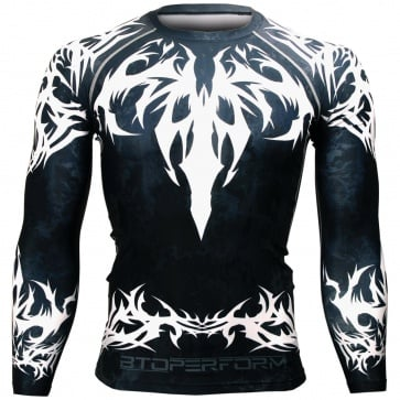 Btoperform Ascending FX-123 Compression Top MMA Jersey Shirts
