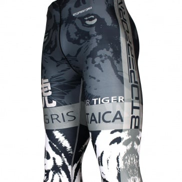 TIGRIS ALTAICA [FY-124] Full graphic compression leggings