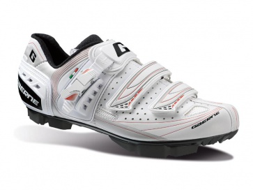 Gaerne G.ACCELERATOR MTB Cycling Shoes White SPD