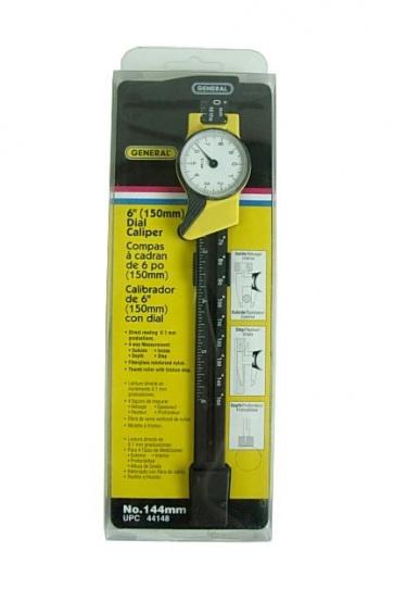 General Compsite Dial caliper 150mm