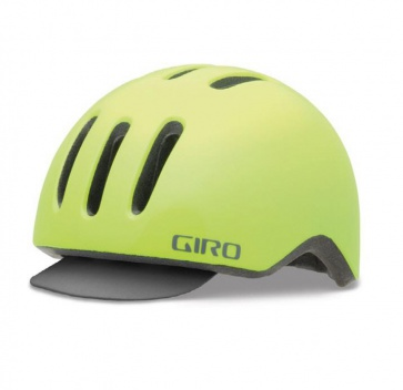 Giro Reverb Urban Cycling Helmet Bicycle Highlight Yellow