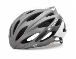 Giro Savant Road Helmet Asian Fit Mat Titan White