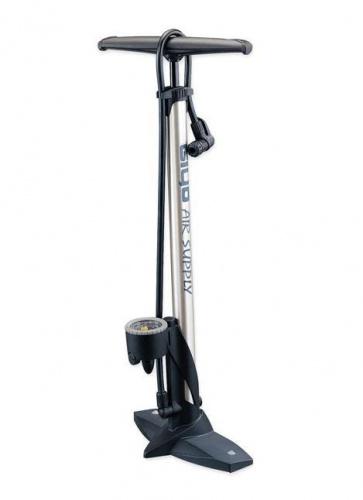 Giyo GF-31 Gauge Floor Stand Air Pump 160psi