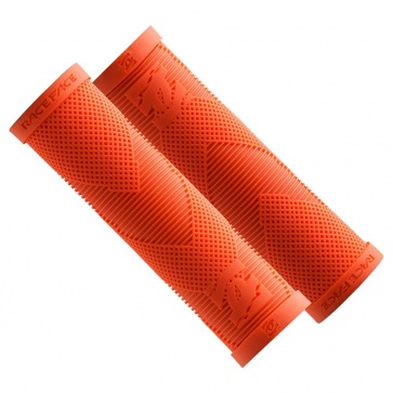 RACE FACE SNIPER GLIDE ON GRIP ORANGE
