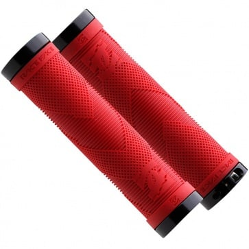 RACE FACE SNIPER LOCKING GRIP RED