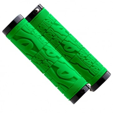 RACE FACE STRAFE LOCKING GRIP GREEN