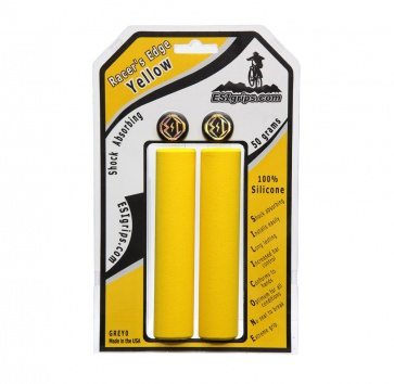 ESI MTB RACERS EDGE SILICONE GRIP YELLOW