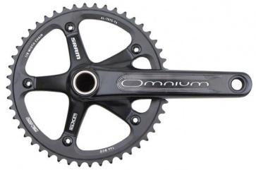 SRAM Omnium GXP Track crankset, (48t)