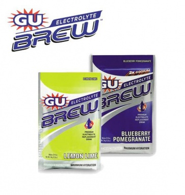 GU Electrolyte Brew Energy Power Pack 34g