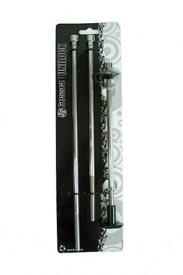 Gusset Uni-lock headlock system 1 1-8inch
