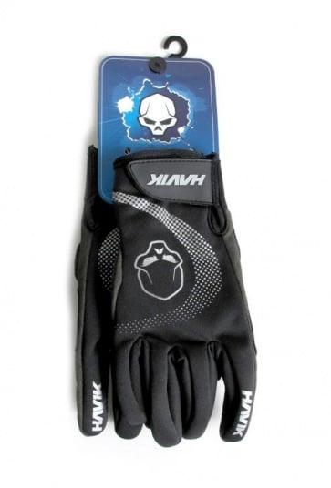 Havik December Winter Riding gloves cycling black