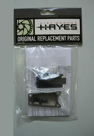 Hayes Stroke Trail Reservoir Cap White 98-22030