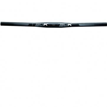 FSA SL-K PRO FLAT BAR 31.8 680mm BLACK/WHITE