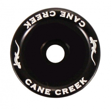 "CANE CREEK 1.5"" TOP CAP BLACK"