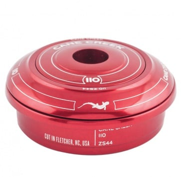 "CANE CREEK 110 ZEROSTACK 1-1/8"" (TOP) RED"