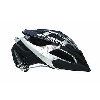 CRATONI C-HAWK BLACK/ANTHRACITE MOUNTAIN HELMET