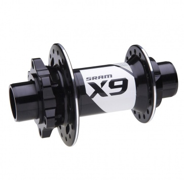 SRAM X.9 FRONT HUB 32H 6-BOLT DISC 20x110mm