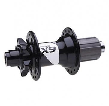 SRAM X.9 REAR HUB 32H 6-BOLT DISC 12x135mm