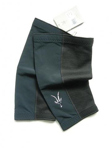 Ibex Knee Wamers Black